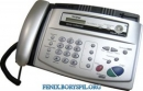 Тел/факс Brother FAX-335RUS Silver